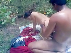 Best Homemade clip with Couple, Outdoor scenes