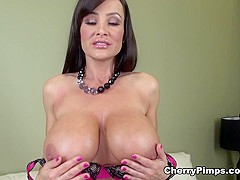 Lisa Ann Solo - CherryPimps