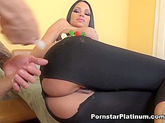 Raven Bay in Big Cock For A Sweet Tooth - PornstarPlatinum