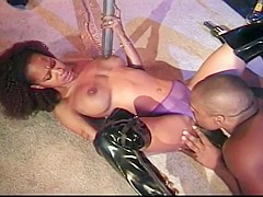 Mr Sexy Is Fond Of Fonda French And Shows It With Oral
