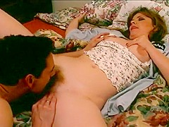 Hot Babe Chaz Vincent Licked Out And Rammed With Cock