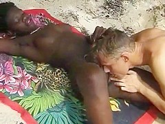 Gorgeous black women fucking white men 2