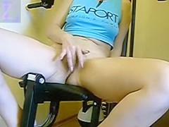 Hottest Homemade video with Toys, Solo scenes