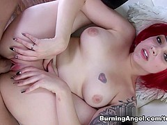 Crazy pornstars in Hottest Big Ass, Redhead xxx scene