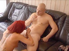 Danish ditte milf in the real deal