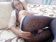 Exotic Homemade record with Anal, Masturbation scenes