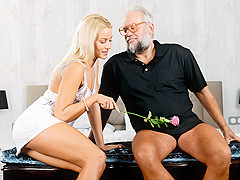 Chary Kiss & Albert in Dreaming of Grandpa, Scene #01 - 21Sextreme