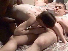 Sexy Real Swinging Wife Tag Teamed