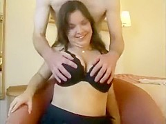 Busty and Joyful Slut Gets it From Behind