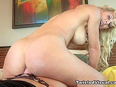 Cherie Deville First Time Lesbian Anal Experience - TwistedVisual