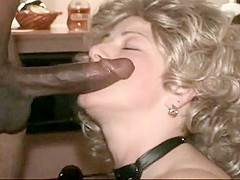 Blonde wife wanted to try a black dick