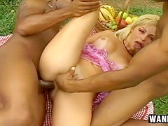 Teasing Latina Held Down And Pounded