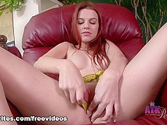 Amazing pornstar in Best Redhead, College sex movie
