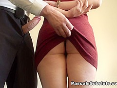 Lucia in dreaming of picking up a stranger - PascalsSubSluts