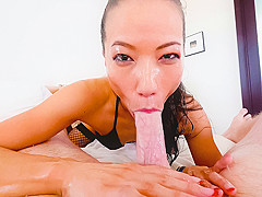 Kalina Ryu in Sloppy Head  #07 - EvilAngel