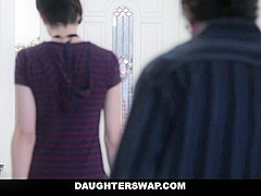 DaughterSwap - Hot Teens Tricked & Seduced Into Fucking Their Dads