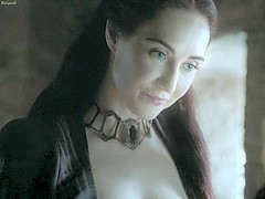Game of Thrones S05E04 (2015) Carice van Houten, Josephine Gillan
