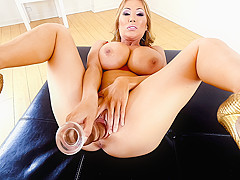 Kianna Dior in Kianna Dior Busty Asian Cumslut #02, Scene #02 - EvilAngel