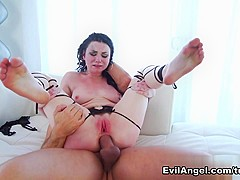 Crazy pornstars Ramon Nomar, Toni Ribas, Veruca James in Hottest Pornstars, Big Ass porn video