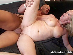 Best pornstar Annabelle Brady in Fabulous Blonde, Big Tits adult scene