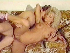 Fabulous pornstar Amber Lynn in amazing vintage, cunnilingus xxx movie