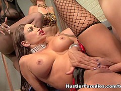 Exotic pornstar Bonnie Rotten in Horny Group sex, Interracial xxx scene