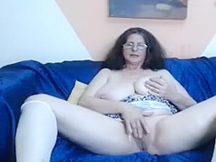 Crazy Homemade record with Masturbation, Big Tits scenes