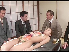 Sashimi o tabetai desu retro japan censored