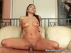 Crazy pornstar Nautica Thorn in Amazing Facial, Asian porn movie