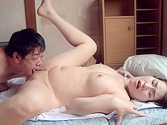 Yuriko Shiomi in Man Spying On Wife Getting Banged - MilfsInJapan