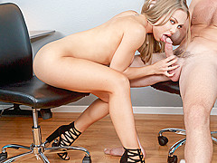 Nicole Aniston & Charles Dera in NaughtyOffice