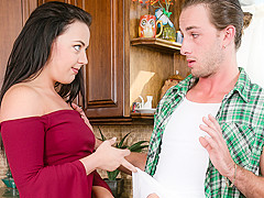 Whitney Wright in Seduced By The Boss's Wife #07, Scene #03 - DevilsFilm