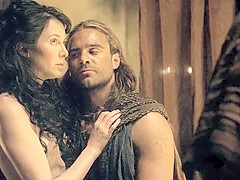 Spartacus Vengeance E07-08 (2012) Hanna Mangan Lawrence, Viva Bianca, Others