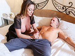 Ariella Ferrera & Marcus London in Mom And Dad Settle Their Daughters Dispute - SweetSinner