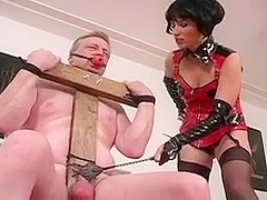 Hottest Amateur record with Spanking, Femdom scenes