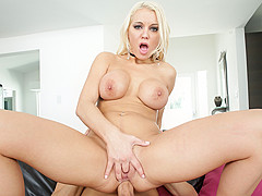 Kenzie Taylor & Xander Corvus & Kevin Moore in Buxom Anal Fiend Pounded To Gaping - EvilAngel