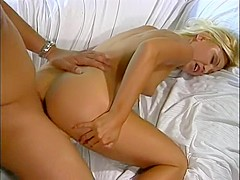 Amazing pornstar Allysin Chains in incredible blonde sex clip