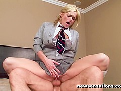 Crista Moore - Fresh Outta Highschool #13 - NewSensations