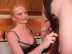 Amazing pornstar Mistress Sheila in horny blonde, small tits xxx video