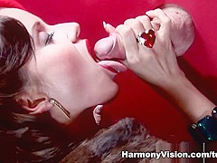 Cindy Dollar & Simone Style in Burlesque Bangers - HarmonyVision