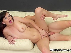 Brooklyn Daniels in Fucking Brooklyn Daniels - WildOnCam