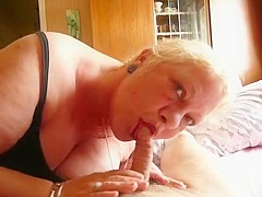 Amazing Homemade video with Blowjob, Blonde scenes