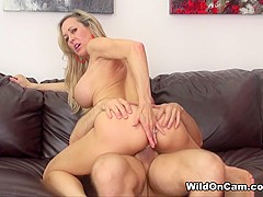 Brandi Love in Fucking Brandi Love - WildOnCam