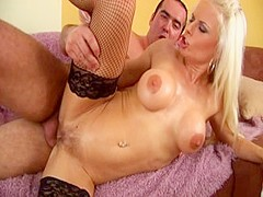 Crazy pornstar in amazing hairy, fetish sex video