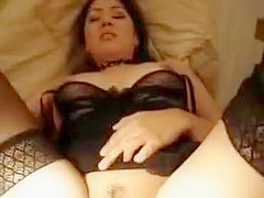 Luscious MILF mouth and meaty cunt fucked POV