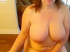 Incredible Homemade clip with Big Tits, Webcam scenes