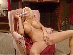 Best pornstar Puma Swede in exotic masturbation, big tits porn video