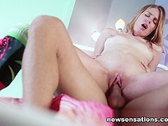 Jonni Hennessy - A Big Dick For A Cutie #02 - NewSensations
