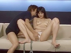 Best Japanese chick Saori Hara in Incredible Hairy, Fingering JAV clip