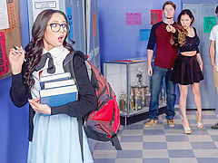 Ariana Marie & Dylan Snow & Jake Jace in Nerds Episode 1 - DigitalPlayground
